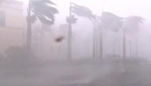 En la mira una posible depresión tropical en el Atlántico