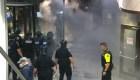 Protestas violentas en CNN Atlanta