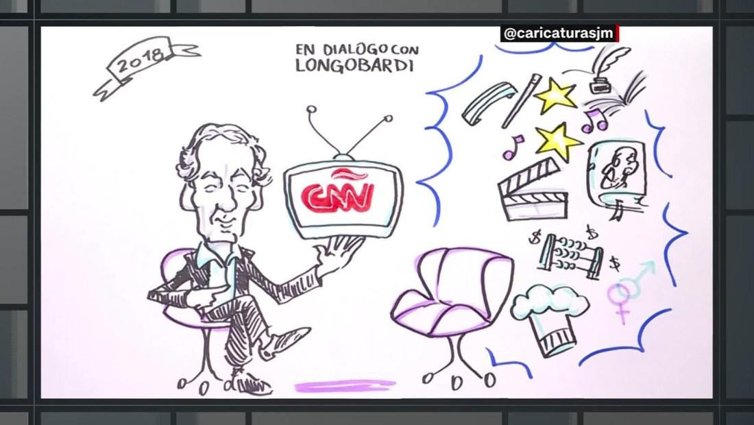 En Diálogo con Longobardi celebra sus 100 programas