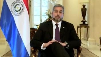 Abdo Benítez habló sobre la cuarentena inteligente en Paraguay