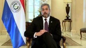 Abdo Benítez habló sobre la corrupción en las grandes empresas