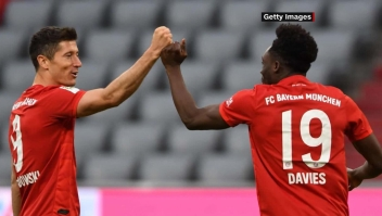 El Bayern, indetenible en la Bundesliga