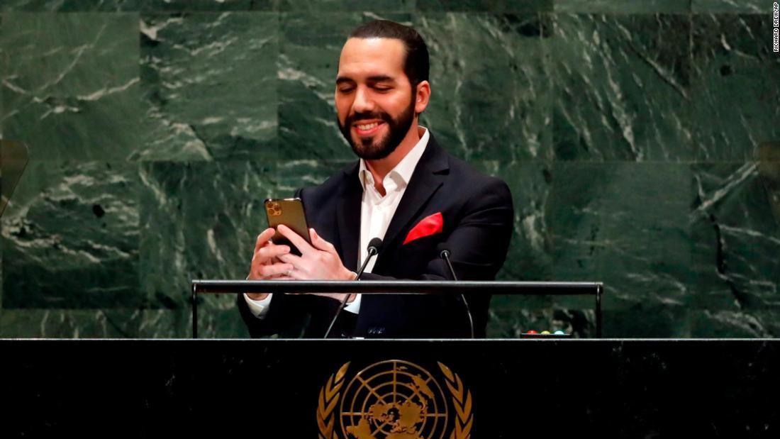 Salvador O Autoritario El Presidente Millennial De El Salvador Desafía A Las Cortes Y Al Congreso En La Respuesta Al Coronavirus Cnn