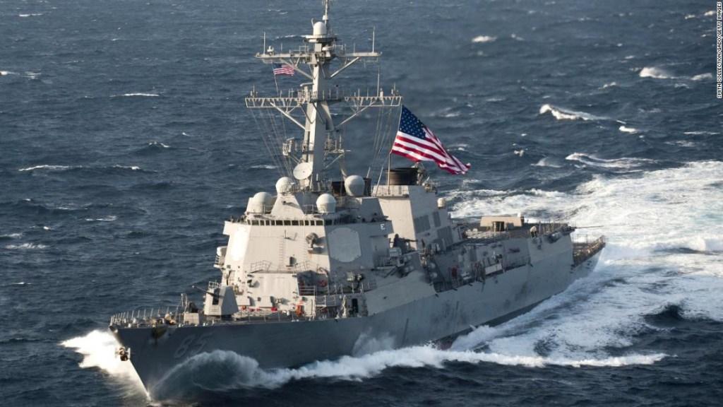 Estados Unidos aumenta la presión militar sobre China a medida que aumentan las tensiones por la pandemia
