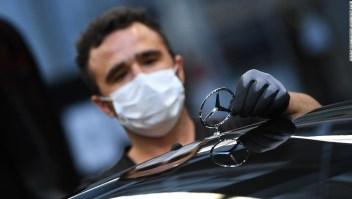 Cómo 39 millones de europeos mantuvieron sus trabajos después de que el trabajo se paró por el coronavirus