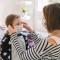 Usar una mascarilla en casa podría ayudar a detener la propagación del coronavirus entre los miembros de la familia
