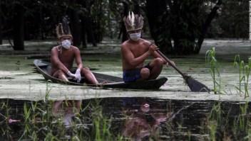 Los indígenas de Brasil están muriendo a un ritmo alarmante por covid-19, según informe