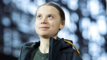 Greta Thunberg: 'Nuestras acciones pueden ser la diferencia entre la vida y la muerte para muchos otros'
