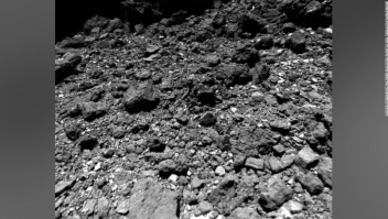 Ryugu asteroide excursión orbital al sol