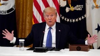 Trump confirma que EE. UU. se retira de otro importante tratado de armas