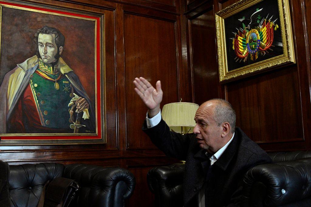 Bolivia - Evo Morales - Arturo Murillo