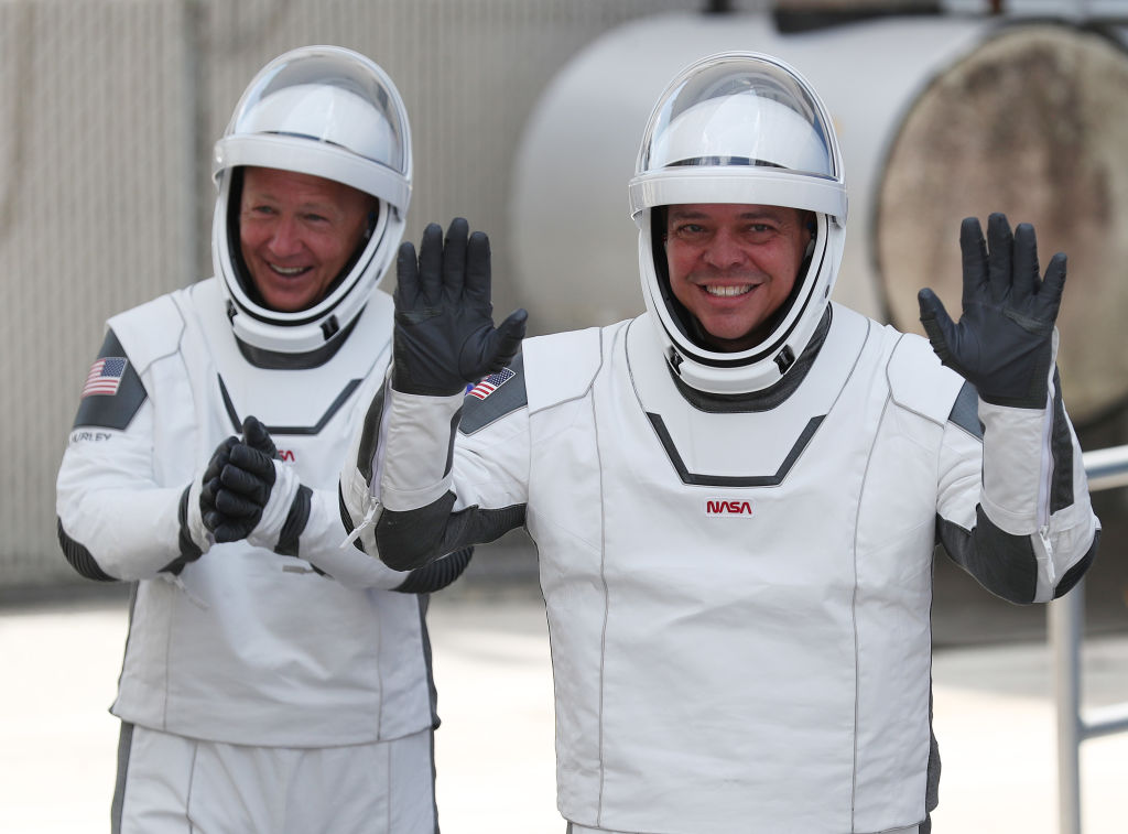 SpaceX - NASA - Crew Dragon