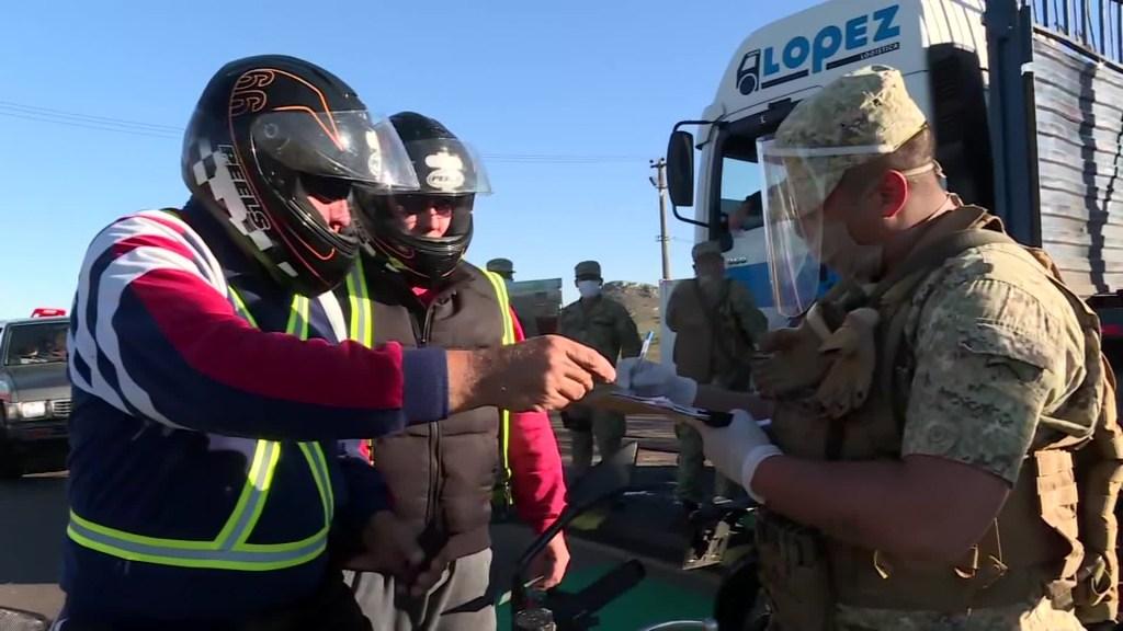 dario klein rivera uruguay brasil pandemia frontera