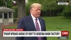 Donald Trump niega vínculos de su gobierno con supuesta invasión en Venezuela