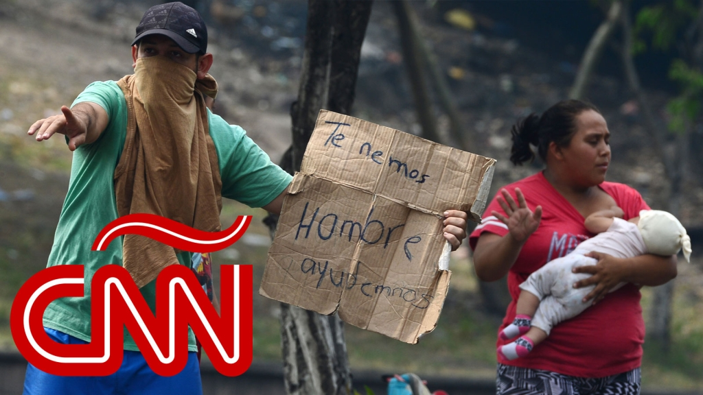Hambre y coronavirus en Latinoamérica: la pandemia hunde a millones en la pobreza