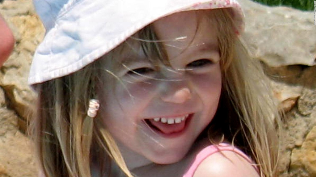 Another case linked to Madeleine McCann's disappearance