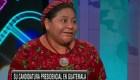 Rigoberta Menchú: Los derechos humanos y el humanismo son obligación de todos