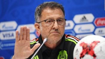 """Osorio y su versión de la eliminación del """"Tri"""" en Rusia 2018"""