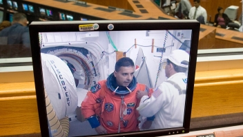La receta del éxito, según el astronauta José Hernández