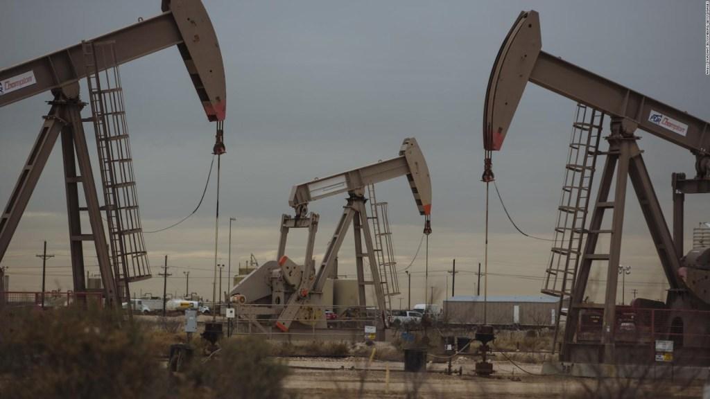 Riesgos de quiebra para petroleras