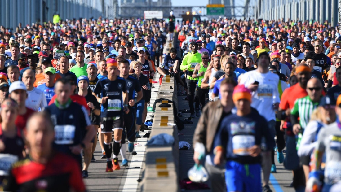 El maratón de Nueva York, postergado por la pandemia
