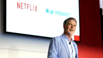 Reed Hastings - Netflix - universidades negras