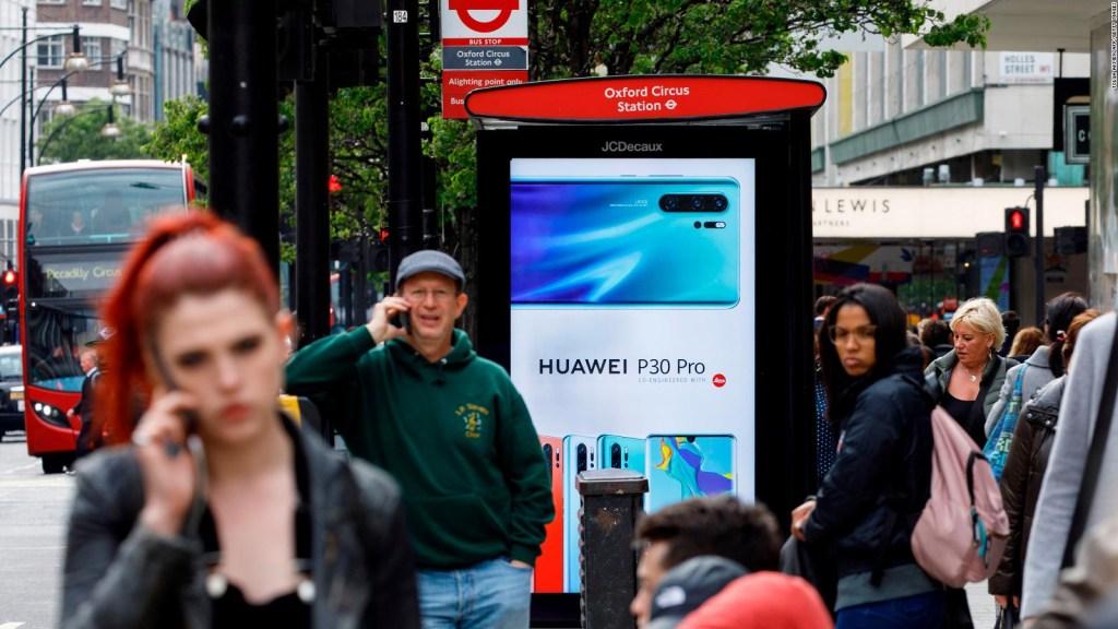 Huawei busca confianza en construcción de su red 5G en Reino Unido