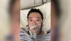 Viuda del médico denunciante de Wuhan dio a luz a su hijo