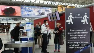 Europa publica los países bienvenidos a cruzar sus fronteras