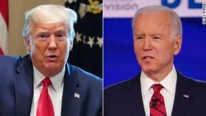 Biden adapta su convención a las exigencias del covid-19, Trump no