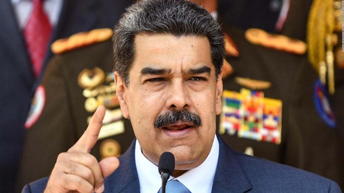 """Carlos Vecchio: """"El objetivo de Trump sería una salida pacífica de Maduro"""""""
