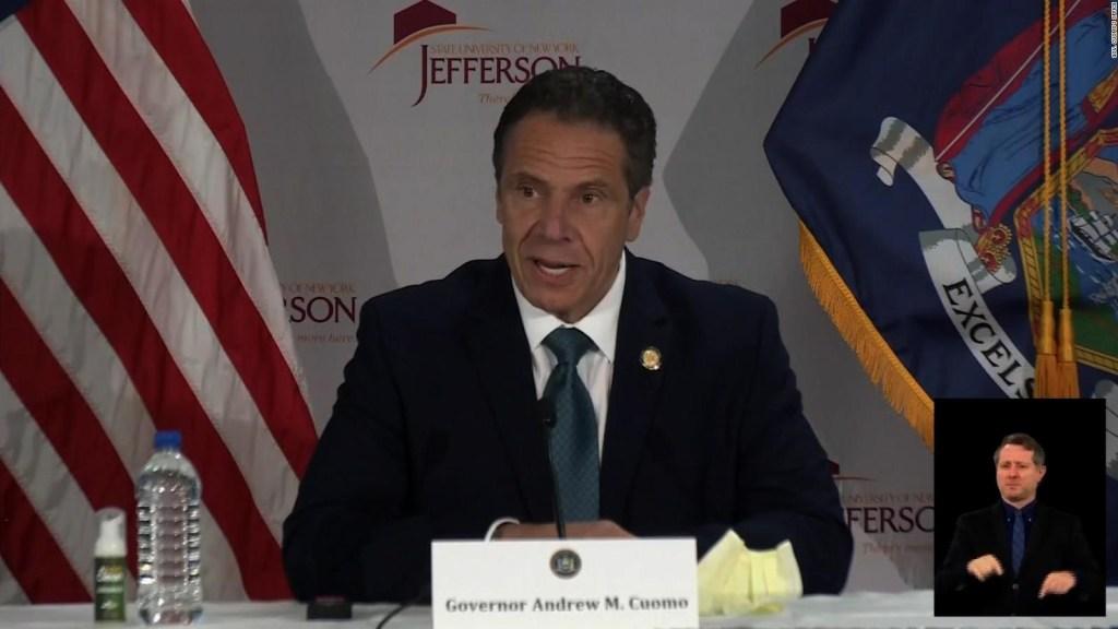EE.UU.: Cuomo se descarta como candidato a la Presidencia