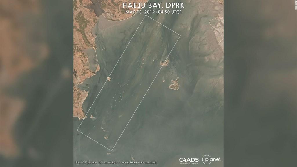 Informe señala a Corea del Norte por venta ilegal de arena