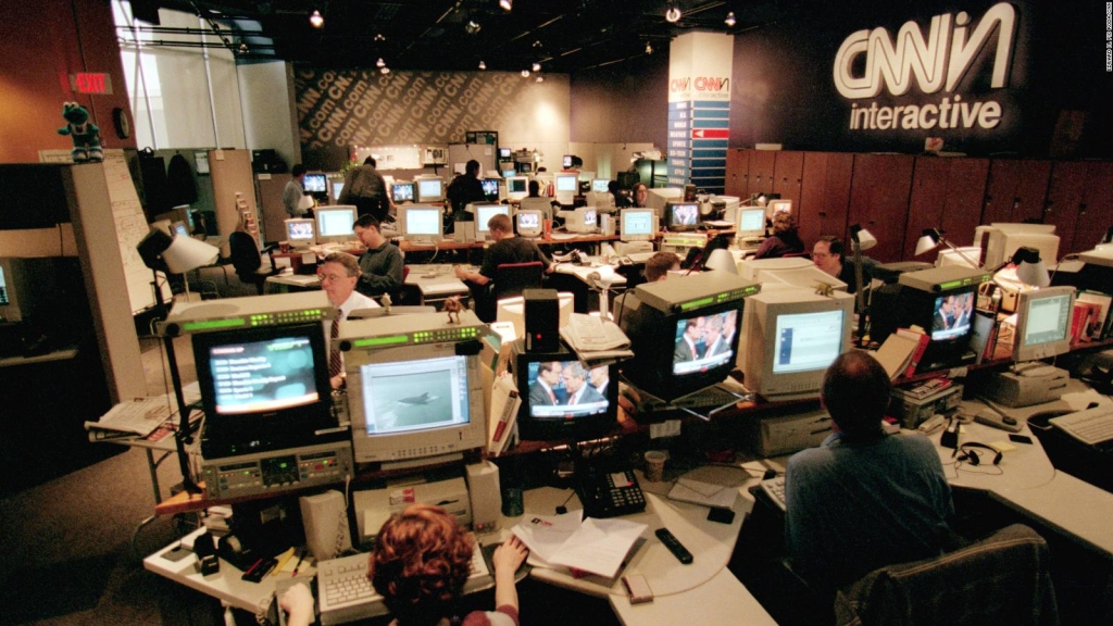 Retro: Hace 40 años, CNN transmitía por primera vez