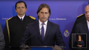 Investigan muerte de 3 militares en Montevideo