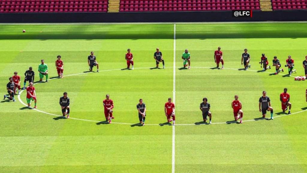 Liverpool se pronuncia en contra del racismo