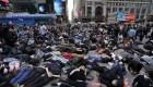 Nueva York: toque de queda por protestas