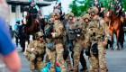Toque de queda en Washington tras manifestaciones
