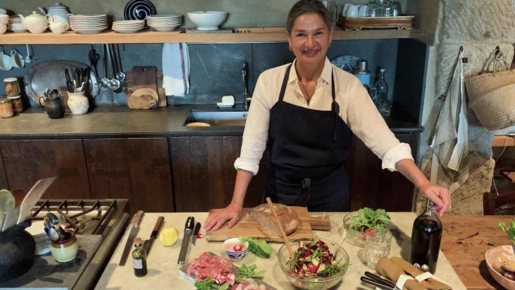 Chef mexicana nos enseña a cocinar en el confinamiento