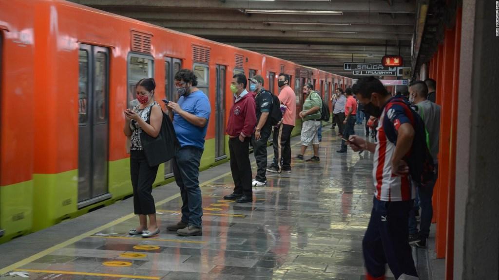 México supera los 100.000 casos confirmados de coronavirus