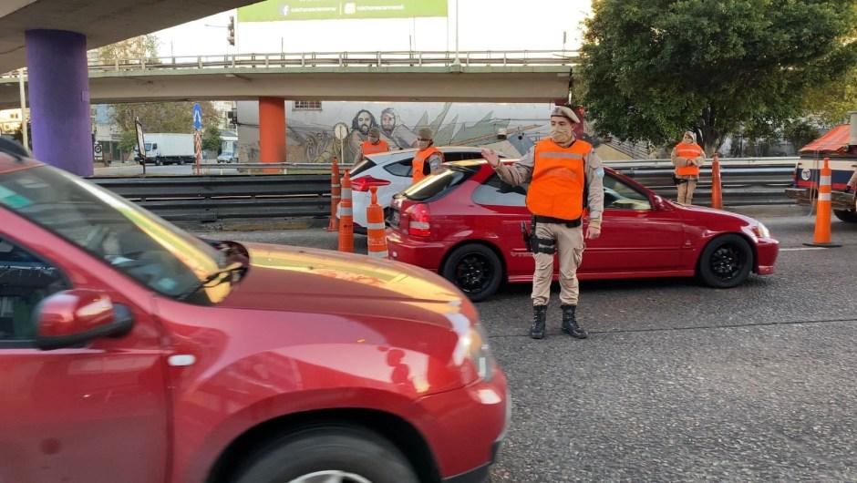 Nuevo permiso y controles para ingresar a Buenos Aires