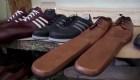 Nuevos zapatos para mantener el distanciamiento social