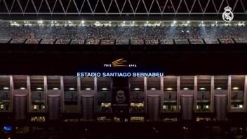 Real Madrid no usará al Santiago Bernabéu para los partidos sin público