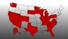 El mapa de las protestas por George Floyd en EE.UU.