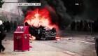 EE.UU. sumido en caos, saqueos y violencia