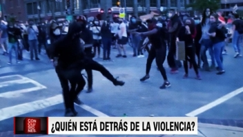 El origen de las protestas en EE.UU.