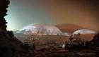 ¿Quién se adueñará del planeta Marte?