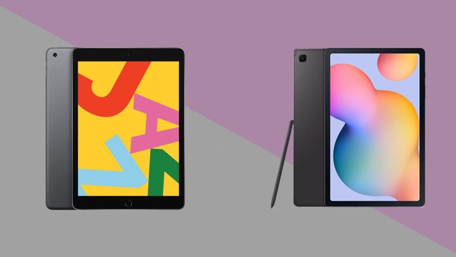 iPad vs Samsung