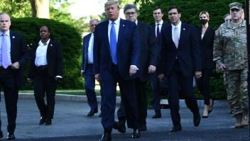 Ian Haney: Trump busca capitalizar el caos de las calles en las urnas