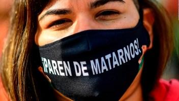 """5 años de """"Ni una menos"""" en Argentina"""
